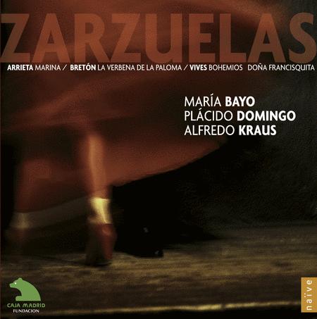 Zarzuelas: Marina; La Verbena