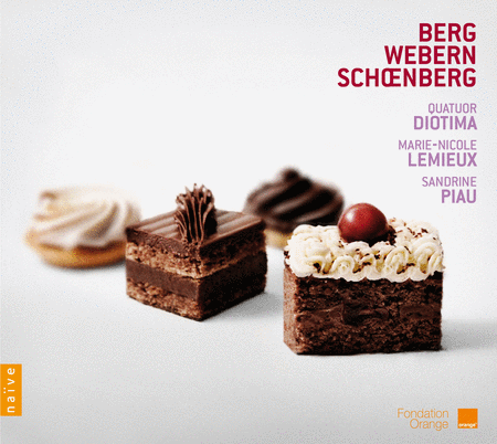 Berg Webern Schoenberg: The