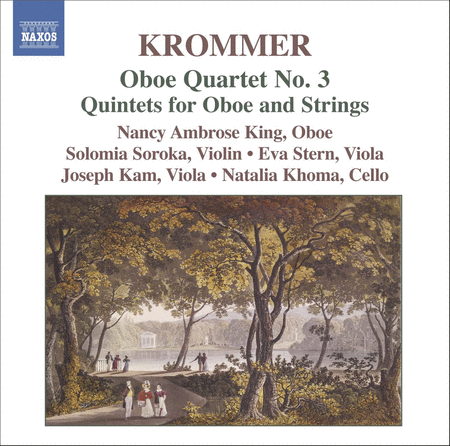 Quartets & Quintets for Oboe &