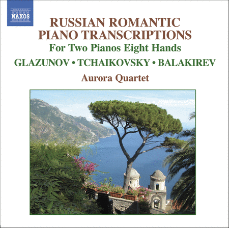 Music for 2 Pianos 8 Hands