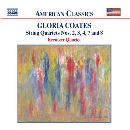 String Quartets Nos. 23, 4, 7