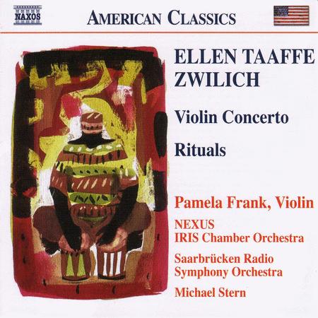 Violin Concerto / Rituals