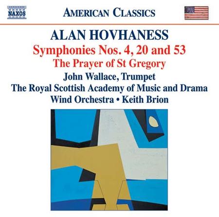 Symphonies Nos. 4, 20 & 53
