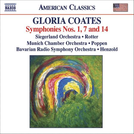 Symphonies Nos 1, 7 & 14