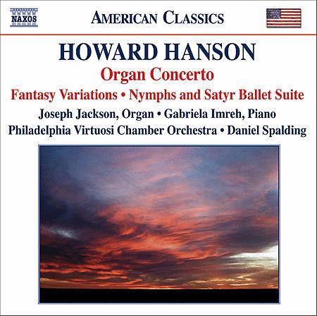 Organ Concerto Fantasy Variations