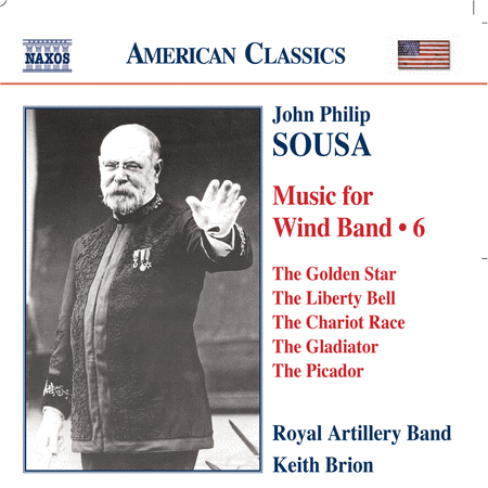 Volume 6: Music for Wind Band