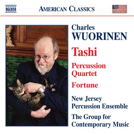 Tashi Fortune Percussion Quartet