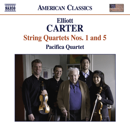 String Quartets Nos. 1 & 5