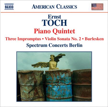 Piano Quintet; Violin Sonata N