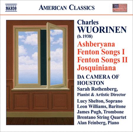 Ashberyana; Fenton Songs I & I