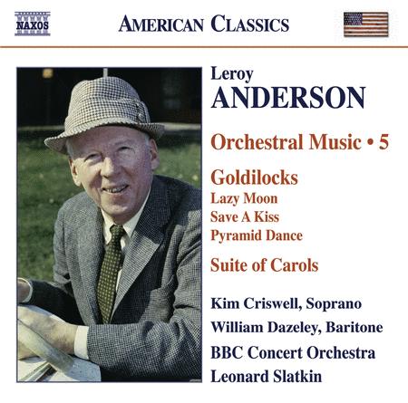 Volume 5: Orchestral Music