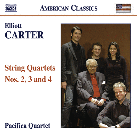 String Quartets Nos. 2, 3