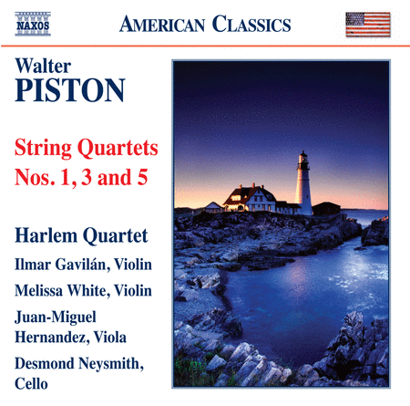 String Quartets Nos 1, 3 & 5