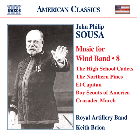 Volume 8: Music for Wind Band