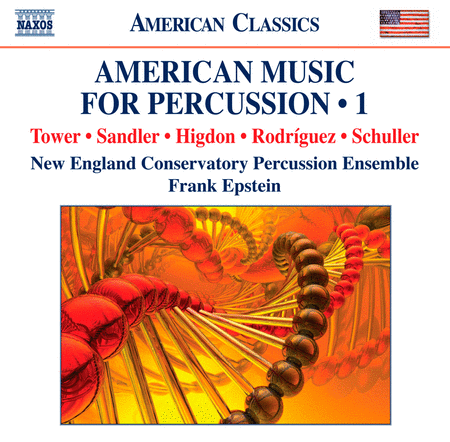 Volume 1: American Music for Percus