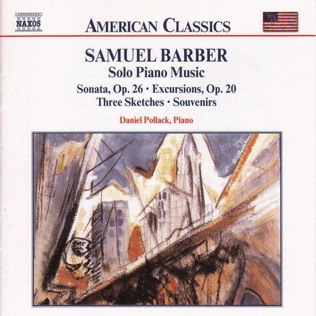 Sonata Op. 26 / Excursions Op. 2