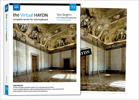 Virtual Haydn (Blu-Ray)