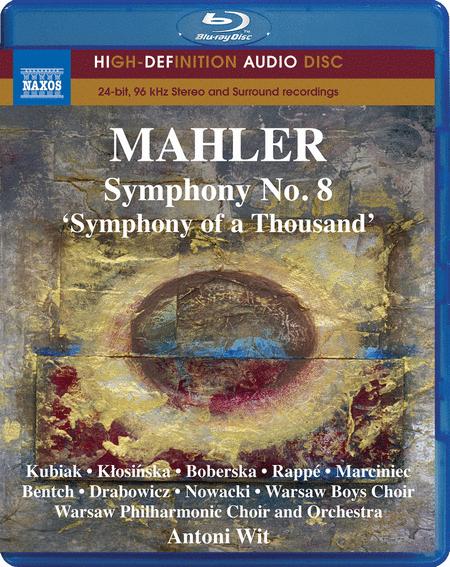 Symphony No. 8 (Blu-Ray Audio)