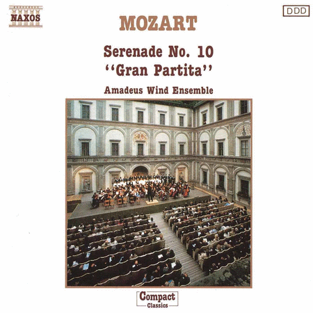 Serenade No. 10 'Gran Partita'