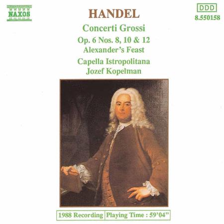 Concerti Grossi Op. 6 Nos. 8