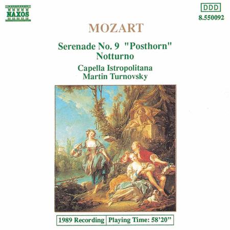 'Posthorn'/Serenade/Notturno