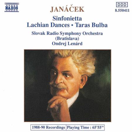 Lachian Dances / Sinfonietta