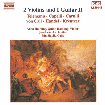 Two Violins & One Guitar Vol.