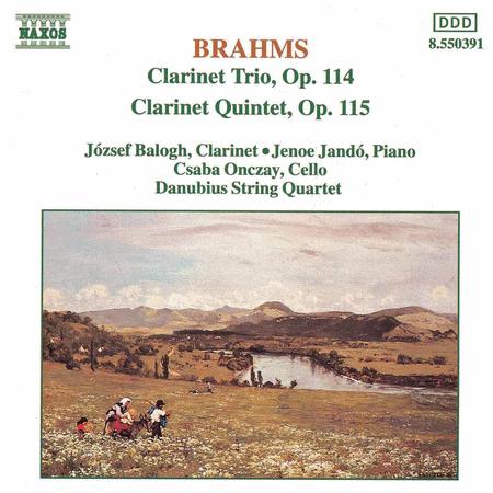 Clarinet Trio & Quintet