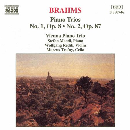 Piano Trios Nos. 1 & 2
