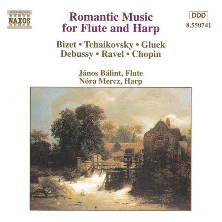 Romantic Music for Flute & Har