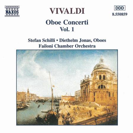 Oboe Concertos Vol. 1