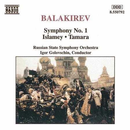 Symphony No. 1 / Islamey