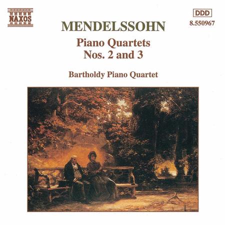 Piano Quartets Nos. 2 & 3