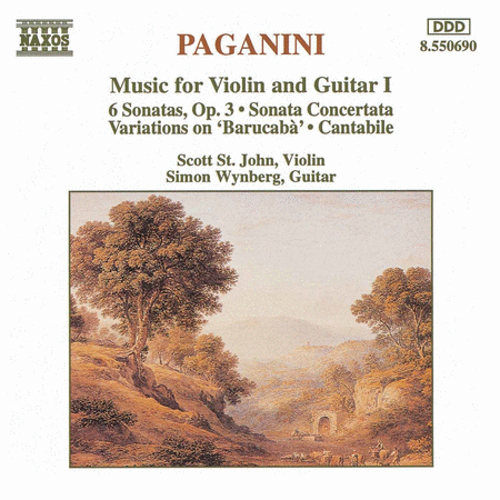 Music for Violin & Guitar V.1