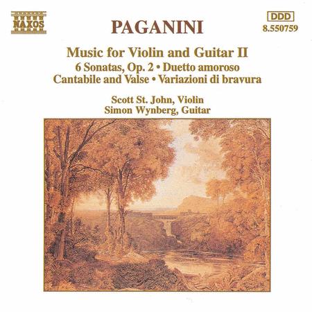 Music for Violin & Guitar V.2
