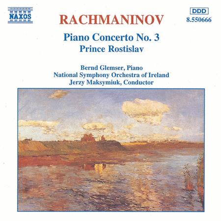 Piano Concerto No. 3 / Prince Ro