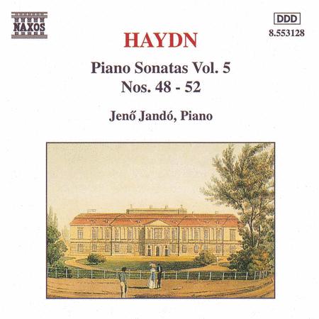 Piano Sonatas Vol. 5