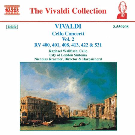 Cello Concertos Vol. 2