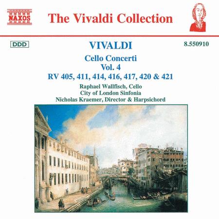 Cello Concertos Vol. 4