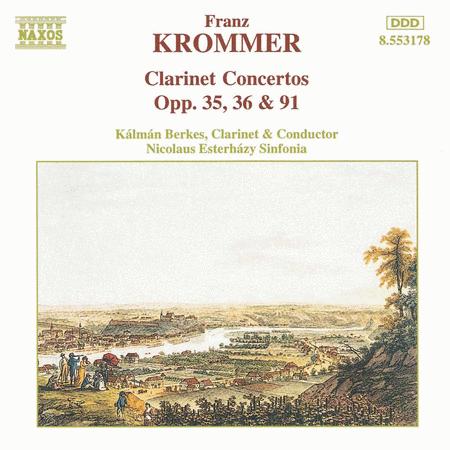 Clarinet Concertos Opp. 35 36