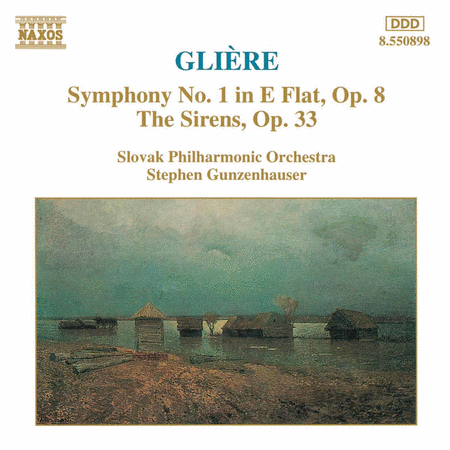 Symphony No. 1 'The Sirens'