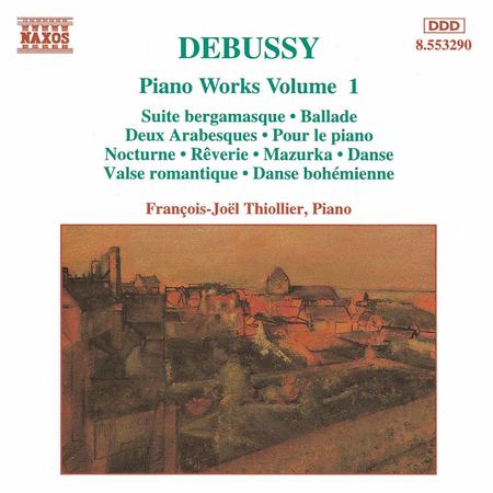 Piano Works Vol. 1