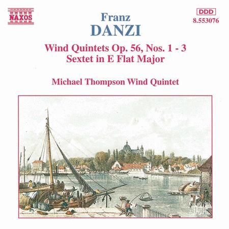 Wind Quintets Op. 56 Nos. 1-3