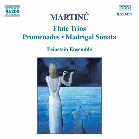 Flute Trios / Promenades / Madriga