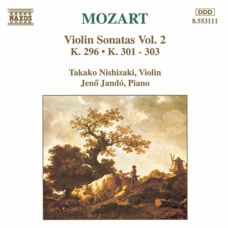 Violin Sonatas Vol. 2