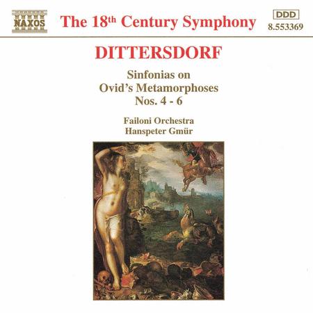 Sinfonias Nos. 4-6