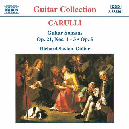 Guitar Sonatas Op. 5 & 21