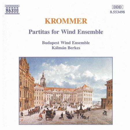 Partitas for Wind Ensemble Opp