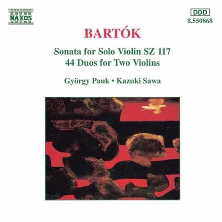 Violin Sonatas and Duos