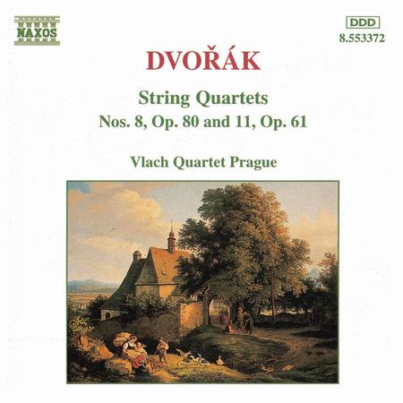 String Quartets Opp. 61 & 80